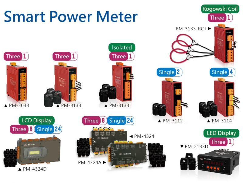 ICP DAS Power Meter