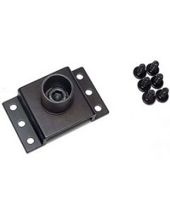 Floor mounting kit for car LCD arm