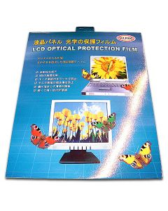 "17"" LCD protection film"