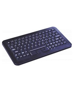 KM-086 Industrial Keyboard with Pointing Device
