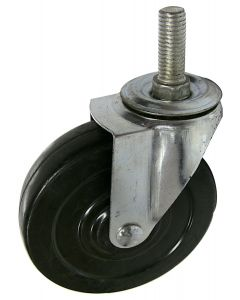 Swivel Mount Caster, rotary, 100mm, max100kg