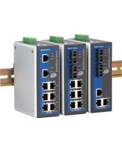 Moxa EtherDevice EDS-408A/405A Ethernet kytkin