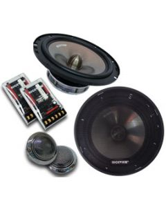 "Niceview 6.5"" 2-way component speakers NC65-A"