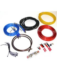Niceview Amplifier Wiring Kit NICEAMPKIT8