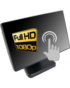 "10.1"" TFT Full-HD Touch Screen"