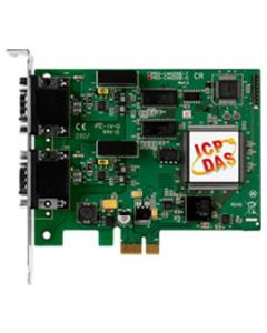 PEX-CAN200i-D CAN PCIE Card