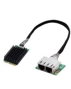 RealTime Ethernet Fieldbus Master Mini-PCIe Card