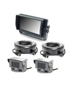 Niceview 1080 Rear View system HD-2